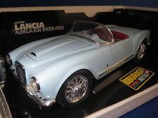 Bburago Lancia Aurelia B24 Spider (1955) hellblau,1:18 rote Sitze - selten - L5