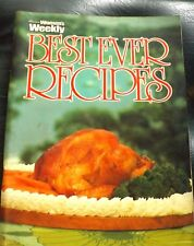 """WOMEN'S WEEKLY """"BEST EVER RECIPES""""  1980'S IN VERY GOOD COND  I WILL POST"""
