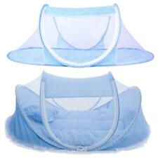 2Pcs Portable Infant Baby Crib Bed Travel Sleep Mosquito Tent Play Shades