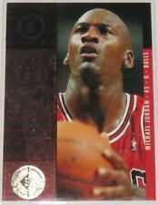 1994/95 Michael Jordan Bulls Upper Deck SP Championship Series Insert Card #4 NM