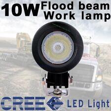 10W USA Cree LED Flood Work Light IP67 Car boat Truck Driving Round ATV 12V 24V
