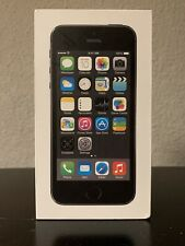 Apple iPhone 5s Smartphone AT&T 16GB iOS Black