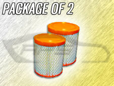 AIR FILTER AF6168 FOR 2011 2012 DODGE CALIBER COMPASS PATRIOT PACKAGE OF TWO