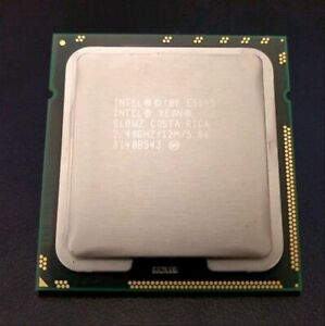 Intel Xeon E5645 Processor 6 Core CPU LGA 1366 SLBWZ 2.4GHz 12M