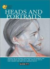 The Painter's Corner: Heads and Portraits book Barrons drawing painting 2003