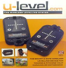 Sistema de nivelación inalámbrico de nivel u - - sistema de nivel Caravana