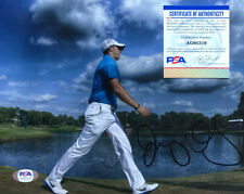 RORY MCILROY SIGNED 8X10 Golf PGA PHOTOGRAPH PSA CERTIFIED