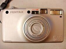 Pentax Espio 120SW 35mm fotocamera compatta Pellicola + Custodia