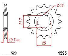 TMP Pignon Sortie Boite Avant 16 Dents YAMAHA XJ6 600 S ABS Diversion 2009-2011