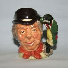 ROYAL DOULTON CHARACTER JUG The Walrus and Carpenter Miniature size D6608