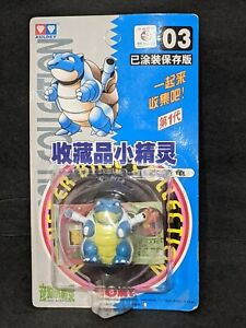 Pokemon Blastoise TOMY Monster Collection Figure Sealed Japanese 03