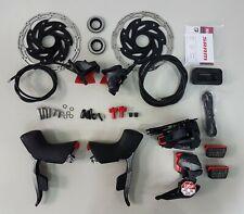 Sram Force AXS eTap 2x12Speed Hydraulic Disc Brake Shifter Derailleur Groupset