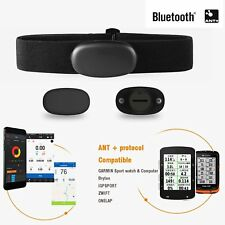 Magene MHR10 Dual Mode ANT+ & Bluetooth 4.0 Heart Rate Sensor With Chest Strap