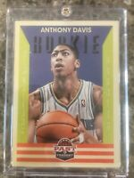 Anthony Davis Rookie Card (PSA 9?, 10?) Panini Past And Present