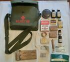 1953 Vintage Canada Stamped First Aid Kit