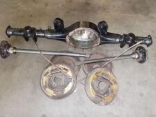 "Torana LH-LX 9 inch 9"" diff housing and axles drum brake"