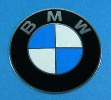 Bmw emblema pieza original, autoadhesivas, p. ej., llantas 70mm llantas mercancía nueva emblem