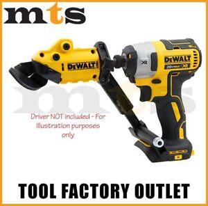 Dewalt Dwashrir 18G Impact Ready Metal Cutter Shear Attachment