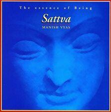 Manish Vyas, Sufi Splendor - Sattva [New CD]