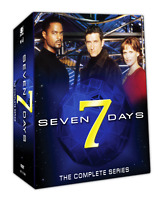 7 Days- The Complete Sci-Fi Series Collection FREE SHIPPING
