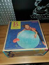 Inflatable Pouncy Bouncy Ball & Air Pump