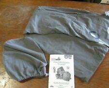 BabyMoov- Echarpe de portage bébé - porte-bébé gris- coton biologique- 0+  15kg