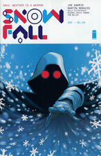 SNOW FALL (2016) #1 New Bagged