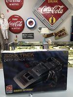AMT/ERTL Star Trek Deep Space Nine Runabout Rio Grande Model Kit 8741 Sealed8154