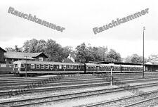 Foto 20x30+10x15+Datei DB 624 501-3 Helmstedt 1968 #D11542