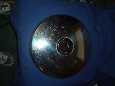 """Replacement Chrome Plated Pan Lid with Vent 11 9/16"""" Diameter  Same Day Shipping"""