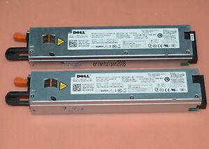 LOT OF 2 Dell H318J R410/R415 RPS Power supply 500W DPS-500RB-A D500E-SO NEW