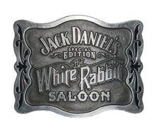 Jack Daniels Belt Buckle With Tin