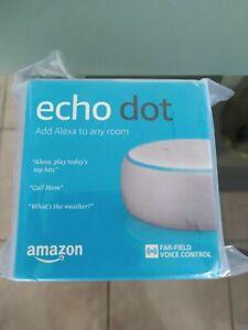 Amazon Alexa Echo Dot (3rd Gen) - Smart speaker with Alexa - Sandstone