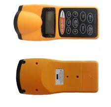 Digital Handheld Distance Electronic Measure Instrument Ultrasonic Meter Range