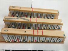 "Hohner accordion Blocks Tune GFC,burros Hohner Tono De""SOL"" new"