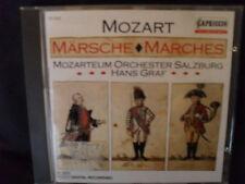 Mozart - Märsche -Hans Graf / Mozarteum Orchester Salzburg