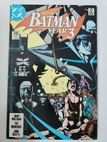BATMAN #436 (1989) DC COMICS YEAR 3 Part 1 1ST APPEARANCE OF TIM DRAKE/ROBIN NM