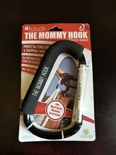 The Mommy Hook Stroller Hanger - Perfect for Strollers and Shopping Carts - New