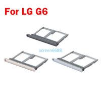 For LG G6 SIM Card Tray Micro SD Speicherkarten Halter Simtray Memory Holder new