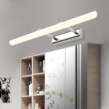 LED Wall Sconce Light SMD 2835 Retractable Bath Mirror Front Lamp Fixture Hotel