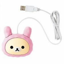 USB Mouse Korilakkuma of Rilakkuma Rabbit Bear Japan Limited San-X Free Shipping
