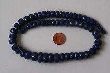 Lapis Lazuli-Strang(Rondell, fac.5-14mm) J-0287/J