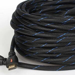 15m 20m HDMI Cable High Speed With Ethernet HEC Premium Series