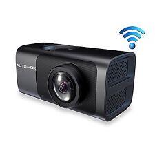 AUTO-VOX D7 FHD 1080P Car DVR WIFI Dash Cam Video Recorder Camera G-Sensor GPS
