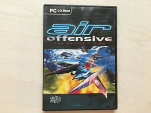 Air Offensive The Art Of Flying PC CD-ROM Game UK PAL