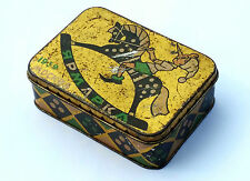 1959 USSR Russia Moscow «FAIR» BURATINO Candy Tin Box