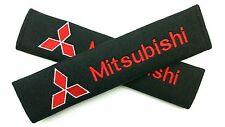 Seat Belt Shoulder Strap Pads MITSUBISHI Lancer Evolution Mirage RVR Outlander