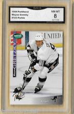 1994 Parkhurst Wayne Gretzky Gold # 103  GMA 8 NM MT GRADED