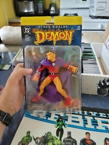The Demon Action Figure (Other Worlds) DC Direct 2001