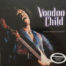 The Jimi Hendrix  - Voodoo Child(LTD. Red Vinyl 4LP Box Set) Classic Records